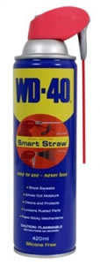 spray lubrificante wd40