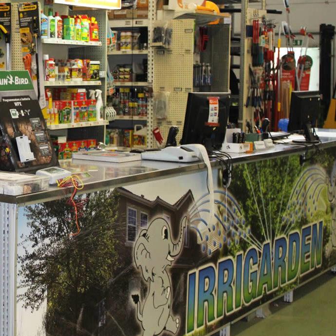 centro irrigazione giardinaggio professionale bologna