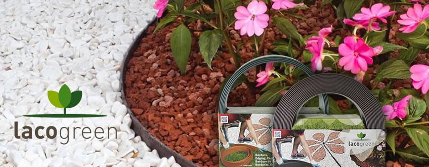 bordure per giardino lacogreen