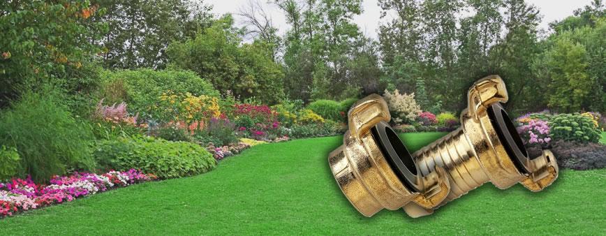 raccordi a baionetta tubi da giardino