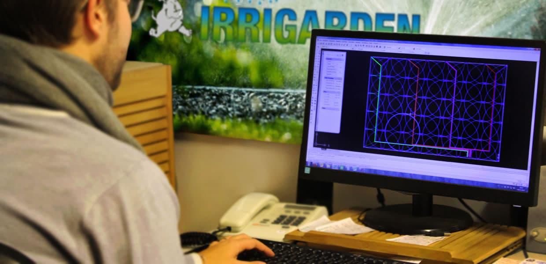 progettazione impianti irrigazione bologna