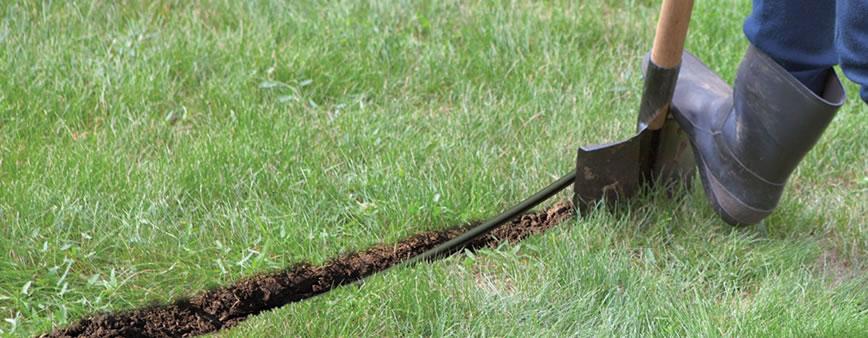 impianto irrigazione interrato tubo flessibile rain bird sp flex