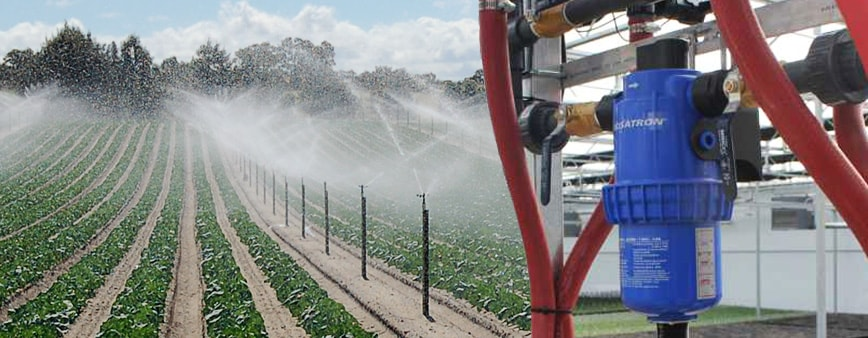 impianto fertirrigazione dosatron fertirrigatore proporzionale