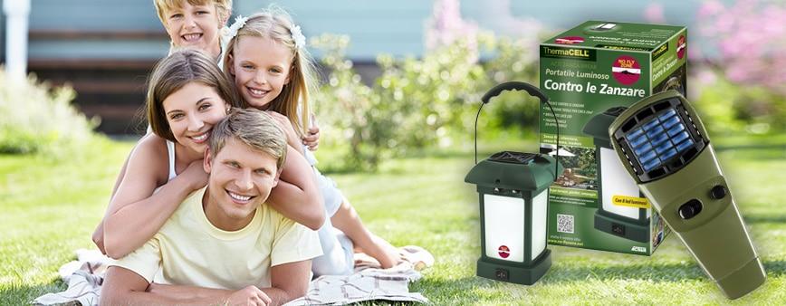repellenti contro le zanzare giardino