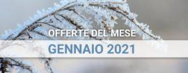 Offerte del mese Gennaio 2021 su prodotti di irrigazione