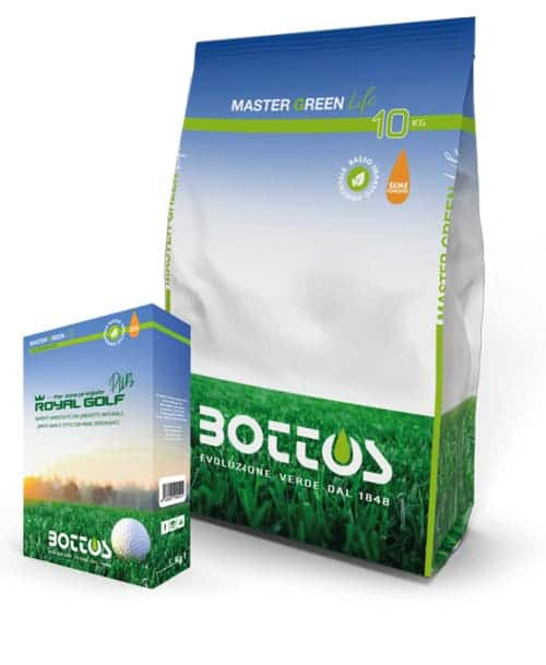 Semi per prato Bottos Master Green Life ROYAL GOLF PLUS