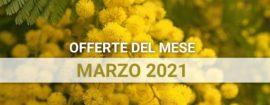 Offerte del mese Marzo 2021 su prodotti di irrigazione