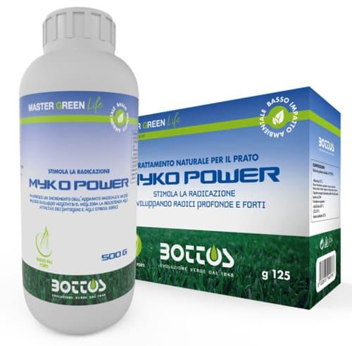 Biostimolante per radicazione prato Bottos Master Ga