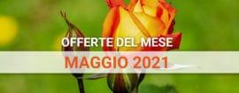 Offerte del mese Maggio 2021 su prodotti di irrigazione