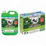offerta insetticida kit zanzare protemax tanica spruzzatore